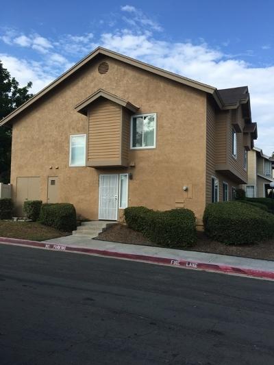 San Diego Townhouse For Sale: 1603 Manzana Way