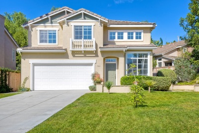 Carlsbad Single Family Home For Sale: 7763 Corte Promenade