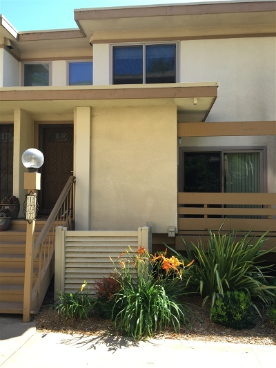 Point Loma Rental For Rent: Worden St #177