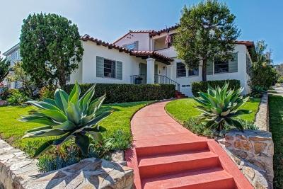 Single Family Home For Sale: 340 Rosecrans St.