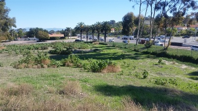 Oceanside Residential Lots & Land For Sale: Mission Ave #2