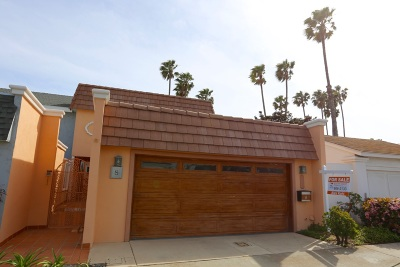 Coronado Townhouse For Sale: 8 Gingertree Lane