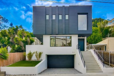 San Diego Single Family Home For Sale: 3218 Ibis