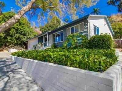 San Diego Single Family Home For Sale: 4357 Rolando Blvd