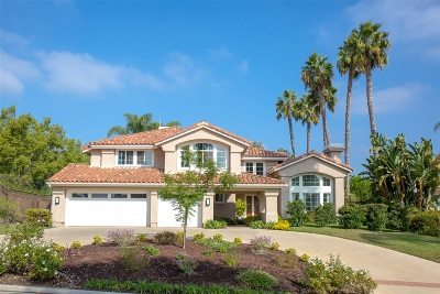 Single Family Home For Sale: 1031 Calle Anacapa