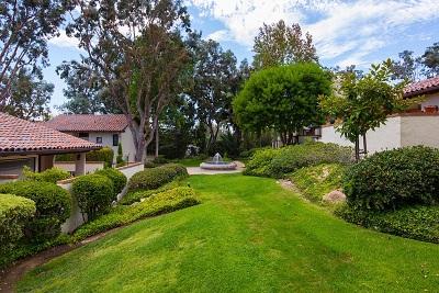 Rancho Santa Fe Rental For Rent: 16920 Via De Santa Fe