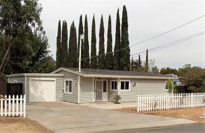 Escondido Single Family Home For Sale: 1950 Vermont Pl