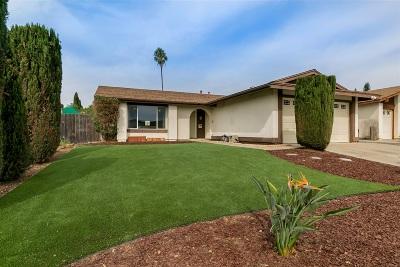 San Diego Single Family Home For Sale: 8080 Kenova St