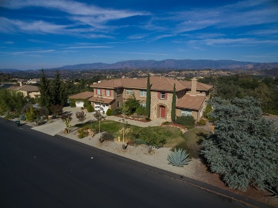 Valley Center Single Family Home For Sale: 26937 Red Ironbark Dr