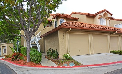 San Diego Attached For Sale: 3836 Creststone