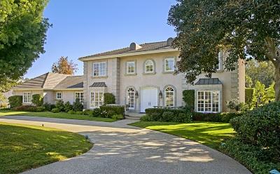 Fairbanks Ranch Single Family Home For Sale: 17323 Circa Del Sur