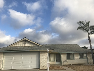 Oceanside Single Family Home For Sale: 434 Via Emily Ave