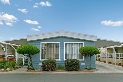 Mobile/Manufactured Sold: 7123 Santa Barbara St #111