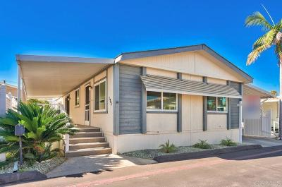 Mobile/Manufactured For Sale: 6550 Ponto Drive #123