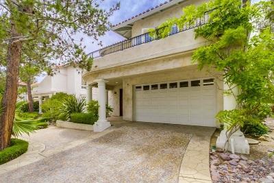 Rancho Santa Fe Single Family Home For Sale: 6112 El Tordo