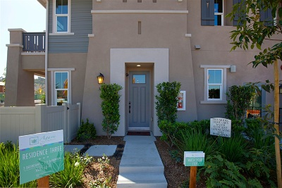 Carlsbad Townhouse For Sale: 3146 Asto Place