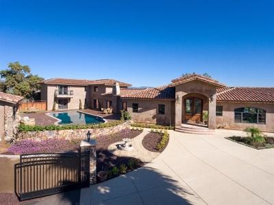 Escondido Single Family Home For Sale: 2060 Lemon Ave