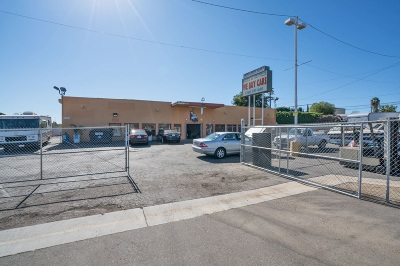 Vista Commercial/Industrial For Sale: 1944 South Santa Fe