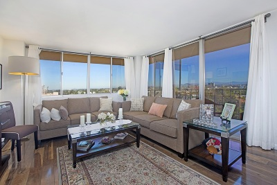 San Diego Attached For Sale: 3634 7th Ave #13D