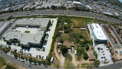San Marcos Commercial Lots & Land For Sale: 2375/2355 Montiel