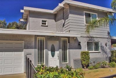 La Mesa Single Family Home For Sale: 3960 Nereis Drive