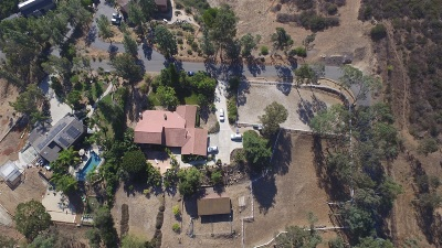 Single Family Home For Sale: 20740 Elfin Forest Road