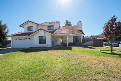 Temecula Single Family Home For Sale: 45735 Clubhouse Dr