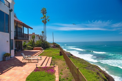 Encinitas Single Family Home For Sale: 110 5th Street