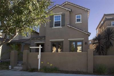 Chula Vista Single Family Home For Sale: 1650 Irwin St