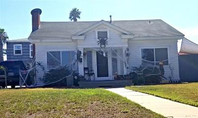 Chula Vista Multi Family 2-4 For Sale