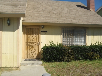 San Diego Single Family Home Contingent: 7364 Peter Pan Avenue