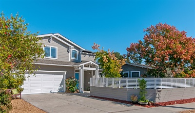 Norma Heights, Normal Heights Single Family Home For Sale: 3230 N Mountain View Drive