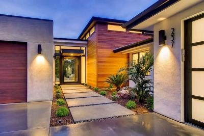 Encinitas Single Family Home For Sale: 237 Via Del Cerrito