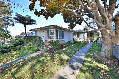 Ocean Beach Rental For Rent: 4614 Saratoga Ave