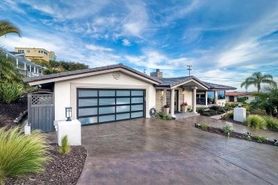 La Jolla Single Family Home For Sale: 5701 Skylark Place