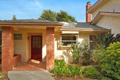 Single Family Home For Sale: 2136 Pomegranate Lane