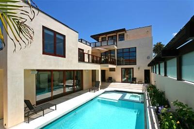 La Jolla Single Family Home For Sale: 7740-46 Eads Avenue