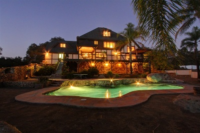 Single Family Home For Sale: 3187 Jamul Highlands Rd