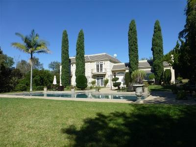 Rancho Santa Fe Rental For Rent: 17104 Camino Acampo