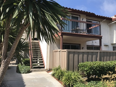 Sandiego CA Attached Back On Market: $396,500