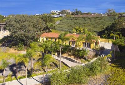 La Jolla Single Family Home For Sale: 6235 Calle Veracruz
