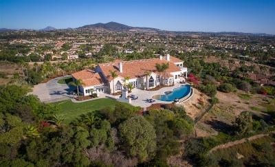 San Diego County Single Family Home For Sale: 6982 Spyglass Lane