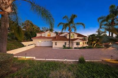 Murrieta, Temecula Single Family Home For Sale: 29887 Via Norte