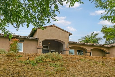 Vista Single Family Home For Sale: 945 Valley Dr