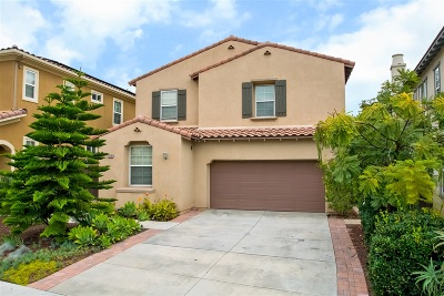 Carlsbad, Carlsabd Single Family Home For Sale: 3426 Filoli Circle