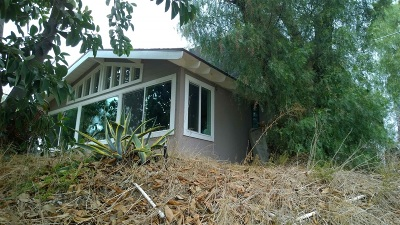 Single Family Home For Sale: 550 Stewart Canyon Rd