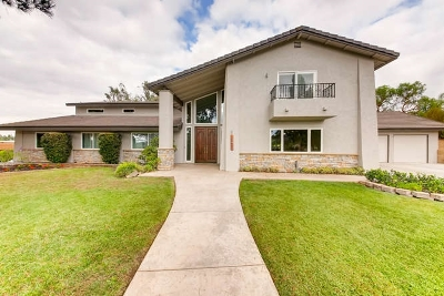Poway Single Family Home For Sale: 13472 Calle Colina