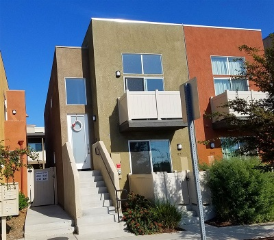 Attached For Sale: 825 C Ave