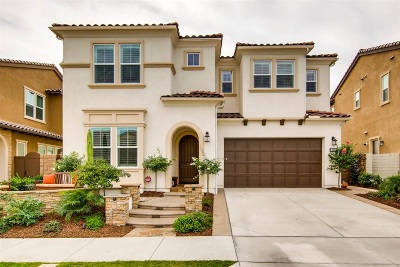 Carlsbad Single Family Home For Sale: 4827 La Paz Ct