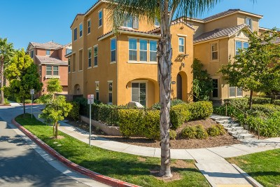 Chula Vista Single Family Home For Sale: 1844 Khaki Ln